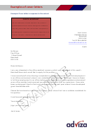 Sample Cover Letter For Office Assistant And Customer Service Representative