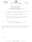 Form Cf:0028 - Articles Of Dissolution By Incorporators Or Initial Directors - Arizona Secretary Of State - 2005