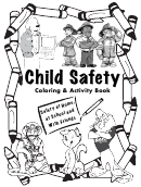 Child Safety Activity Sheets