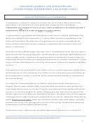 Oklahoma Pardon And Parole Board Commutation Application