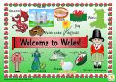 Wales Word Mat