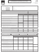 Form F-2220 - Underpayment Of Estimated Tax On Florida Corporate Income/franchise And Emergency Excise Tax