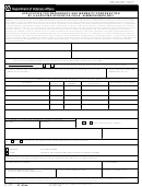 Va Form 21-534a - Application For Dependency And Indemnity Compensation By A Surviving Spouse Or Child