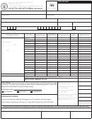 Form 163 - Sales Tax Protest Payment Affidavit