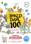 Roald Dahl 100 Kids Activity Worksheet