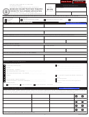 Form 2175 - Missouri Cigarette/other Tobacco Products Tax License Application