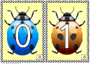 Ladybird 1 To 30 Number Practice Cards
