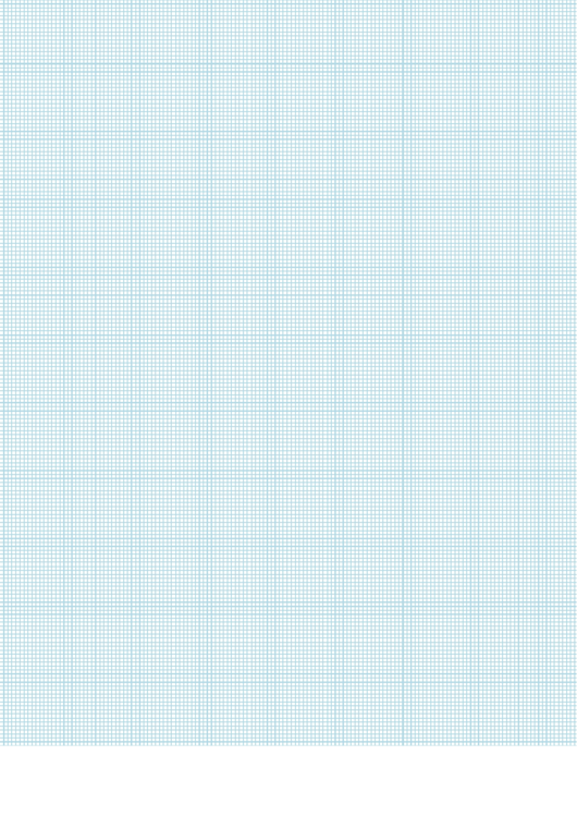 Checkered Graph Paper Printable pdf