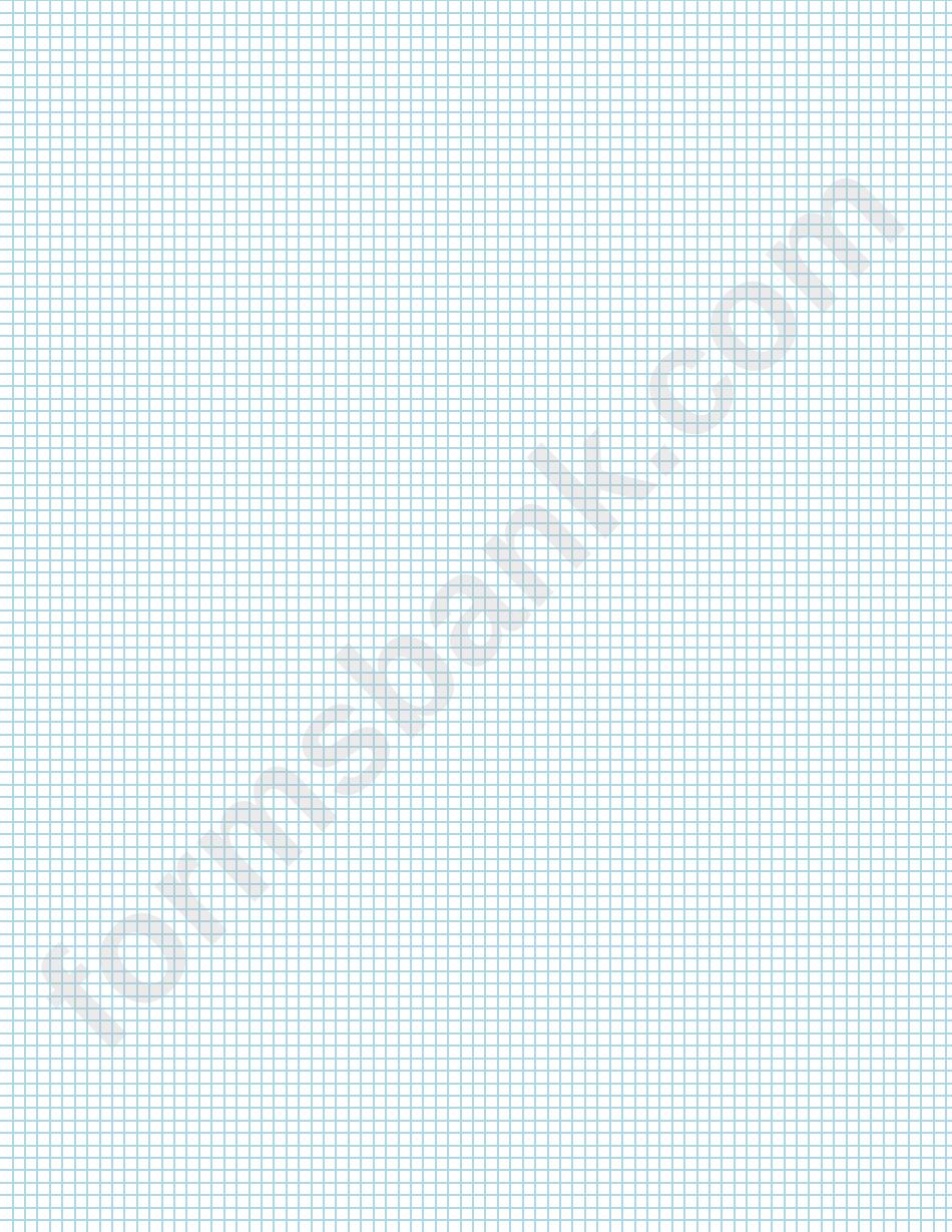 Checkered Graph Paper