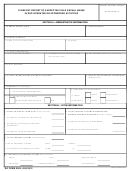 Dd Form 2952 - Closeout Report Of Suspected Child Abuse In Dod Operated Or Sponsored Activities