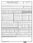 Dd Form 2884 - Dod Youth Program Annual Summary Of Operations