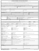 Dd Form 2852 - Patient Movement Event/near Miss Report