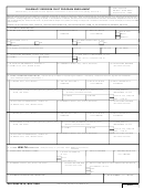 Dd Form 2814 - Pharmacy Redesign Pilot Program Enrollment
