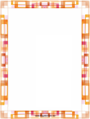 Patterns Page Border Templates