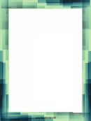 Blue And Green Page Border Templates