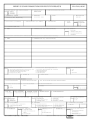 Dd Form 2759 - Report Of Other Transactions For Prototype Projects