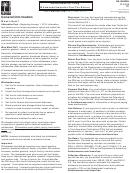Instructions For Form Dr-309632n - Filing Wholesaler/importer Fuel Tax Return