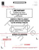 Form Dr-309637 Draft - Petroleum Carrier Information Return - 2018