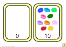 Number Bonds To 10 Buttons Match Template