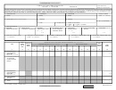 Dd Form 2734/3 - Contract Performance Report Format 3 - Baseline