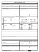 Dd Form 2506 - Vehicle Impoundment Report