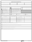 Dd Form 2554-8 - Tdp Option Selection Worksheet, Program Peculiar Specifications