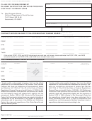 Form Soc 432 - Claim For Reimbursement - In-home Supportive Services Program - Contract Expenditures