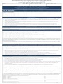 Form Fa-001-p - Application Signature Pages