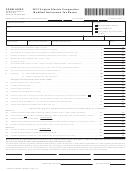 Form 500ec - Virginia Electric Cooperative Modified Net Income Tax Return - 2013