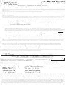 Form Mv-232 - Change Of Address (russian)