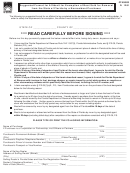 Form Gt-500003 - Suggested Format For Affidavit For Exemption Of Boat Sold For Removal From The State Of Florida By A Nonresident Purchaser
