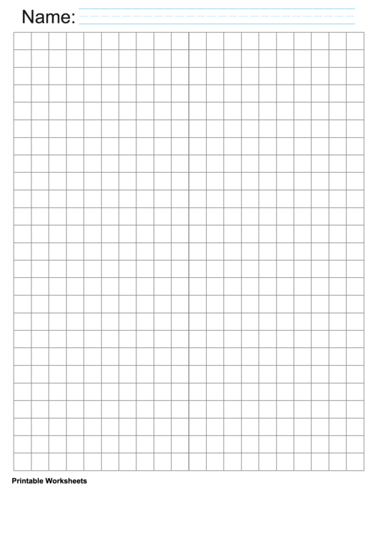 1 cm gray centimeter graph paper printable pdf download