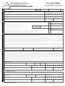 Form Mo-8453 - Individual Income Tax Declaration For Internet Or Electronic Filing - 2014