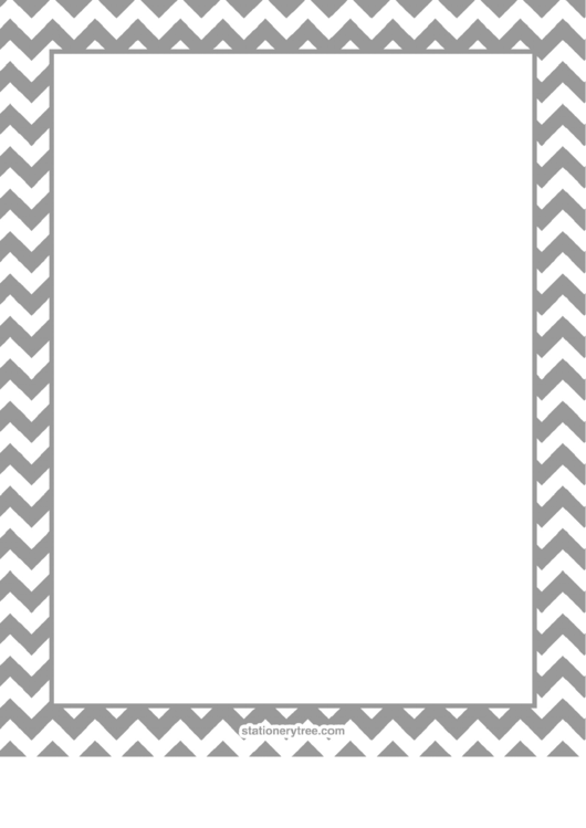 Blank Stationery Without Lines Grey Style Writing Paper Printable pdf