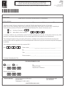 Form Rts-2 - Voluntary Election To Become An Employer Under The Florida Reemployment Tax Law