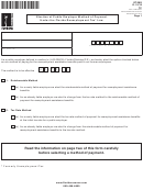 Form Rt-28g - Election Of Public Employer Method Of Payment Under The Florida Reemployment Tax Law