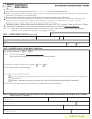 Form Ds-6 - Physician's Reporting Form