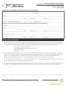 Form Aa-71 - Request For Adjudicatory Proceeding