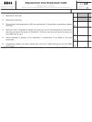 Form 8844 - Empowerment Zone Employment Credit - 2017