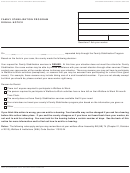 Form Fsp 2 - Family Stabilization Program Denial Notice