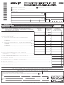 Form Nyc-fp - Annual Report Of Fire Premiums Tax Upon Foreign And Alien Insurers - 2017