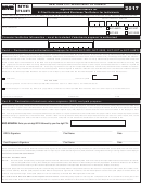 Form Nyc-579-ubti - Signature Authorization For E-filed Unincorporated Business Tax Return For Individuals - 2017