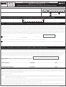 Form Nyc-579-ein - Signature Authorization For E-filed Unincorporated Business Tax Return For Estates And Trusts - 2017