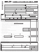 Form Nyc-2s - Business Corporation Tax Return - 2017