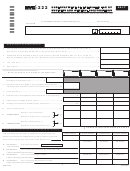 Form Nyc-222 - Underpayment Of Estimated Tax By Business And General Corporations - 2017