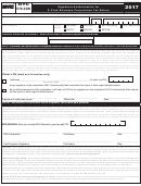 Form Nyc 579-cor - Signature Authorization For E-filed Business Corporation Tax Return - 2017