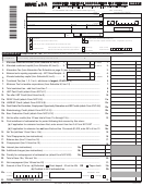 Form Nyc-3a - Combined General Corporation Tax Return - 2017