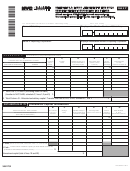 Form Nyc-3a/att - Schedules C, D, F And G - Attachment To Form Nyc-3a Combined General Corporation Tax Return - 2017