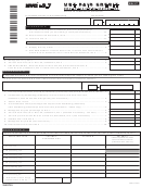 Form Nyc-9.7 - Ubt Paid Credit Subchapter S General Corporations - 2017