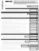 Form Nyc-2.2 - Subtraction Modification For Qualified Banks And Other Qualified Lenders